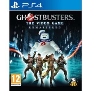Ghostbusters: The Video Game Remastered (PS4/Xbox One) £19.95 / (Switch) £22.95 Delivered (Preorder) @ The Game Collection
