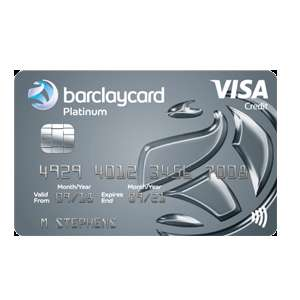 Barclaycard Platinum Credit Card up to 27 month 0% purchase offer. TCB paying £21!