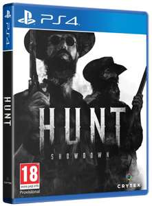 Hunt: Showdown (PS4/Xbox One) £27.85 Delivered (Preorder) @ Base