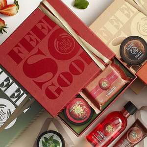 £5 Love Your Body Club Reward birthday voucher to spend on anything from Body Shop