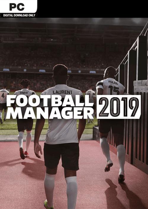 Football Manager (FM) 2019 PC/Mac Steam Key £10.99 @ cdkeys