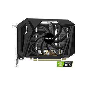 PNY VCG20606SFPPB - Graphics card (GeForce RTX 2060, 6 GB, GDDR6, 192 bit, PCI Express x16 3.0) Single Fan £272.76 @ Amazon Spain