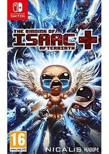 The Binding of Isaac Afterbirth+ (Nintendo Switch) £19.49 Delivered @ Base