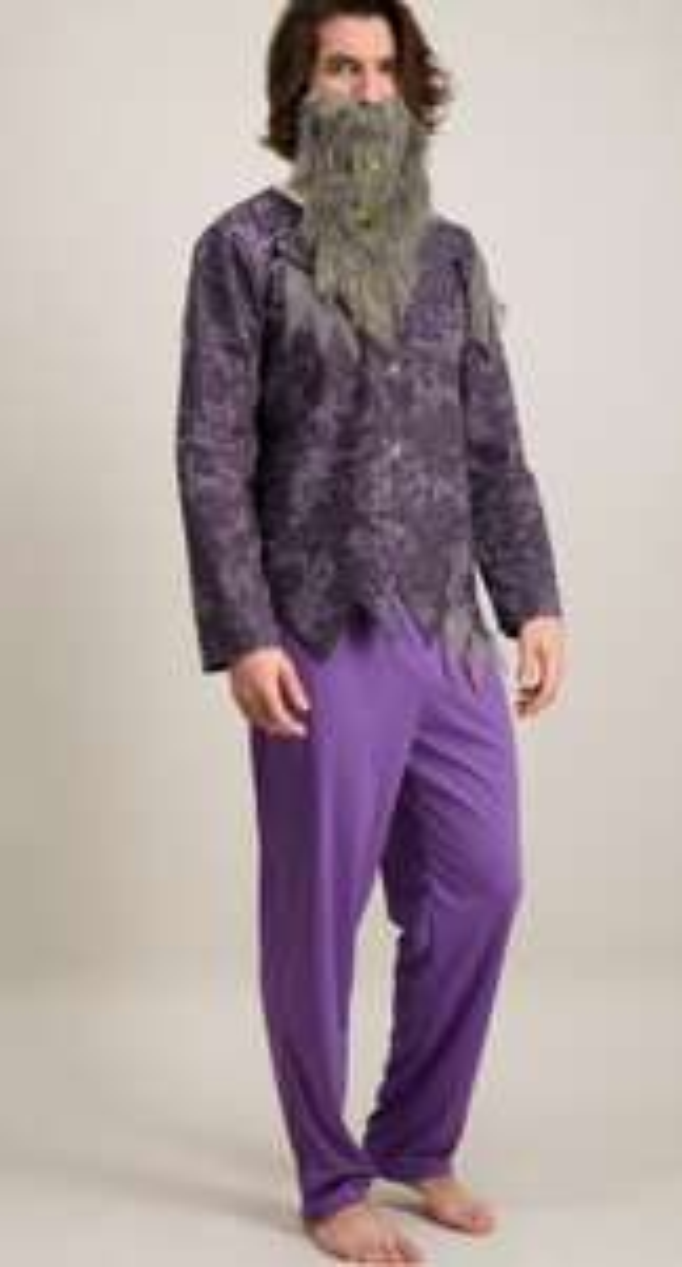 Roald Dahl Mr Twit Costume £6 @ Sainsbury's (£3.95 P&P)