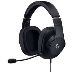 Logitech G gaming headset with FREE headset stand £64.99 @ Argos