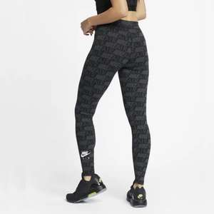 Women's Printed Nike Air Leggings now £16.38 delivered with code + Free delivery @ Nike