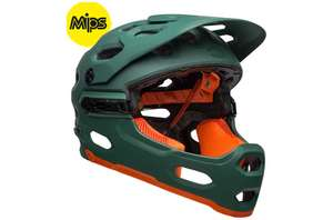 Bell Super 3R Full Face Helmet (MIPS) £135 (Free C+C / £4.99 Delivery) @ Evans Cycles