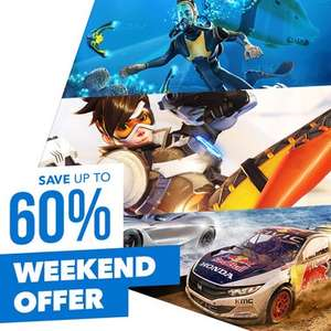 Weekend Offers at PlayStation PSN UK - Project Cars 2 £15.99 / RIDE 3 £19.99 + More