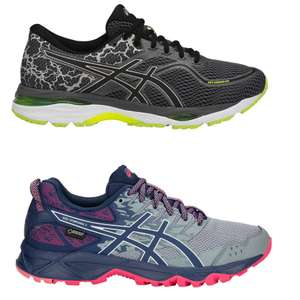 Up to 50% Sale + Extra 15% Off w/code + Free Delivery on £50 spend & Free Returns @ ASICS