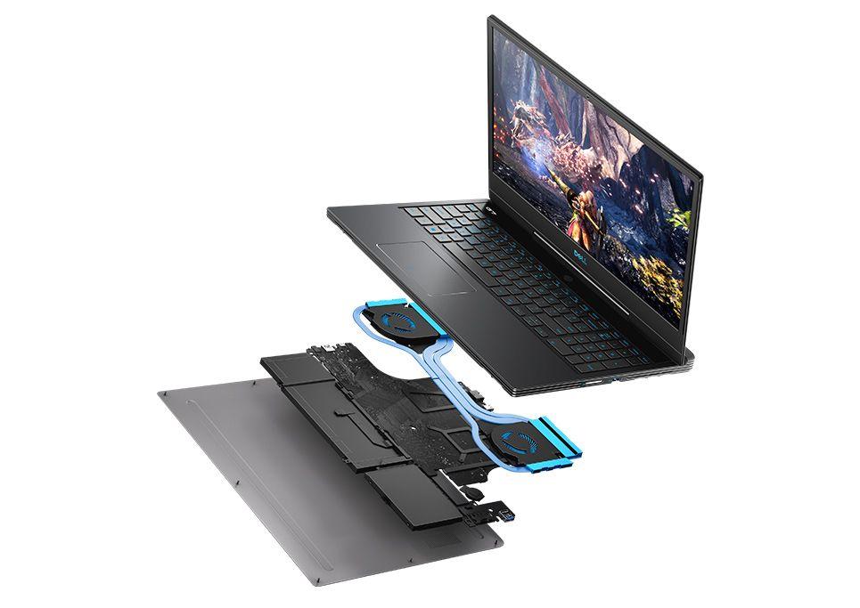 Dell G7 15, i7-9750H (12MB Cache, up to 4.5 GHz, 6 cores), RTX 2060, 144hz, 8GB DDR4 Ram - £1217 @ Dell Shop