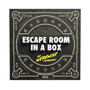 Escape Room In A Box - The Werewolf Experiment Board Game now £22.99 @ 365 Games
