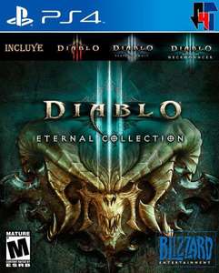 [PS4] Diablo 3 Eternal Collection £10.28 Dead Cells & Rise of the Giant Avatar £10.60 Overwatch Legendary Edition £13.77 at PSN Turkey