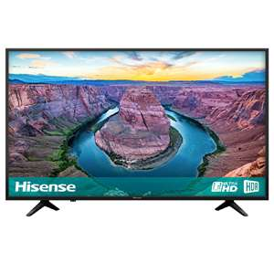 "Hisense 58"" Smart 4K Ultra HD TV with HDR10 - H58AE6100UK + Free Google Home Mini - £379 Delivered @ AO"