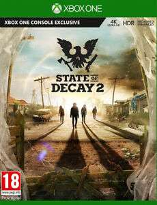 State of Decay 2 (Xbox One) £9.95 @ The Game Collectionoutlet / Ebay