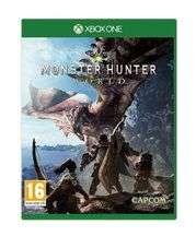 [Xbox One] Monster Hunter World £13.49 delivered @ Base