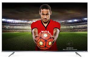 TCL 50DP648 50 Inch 4K HDR PRO with Freeview Play and Smart TV 3.0 £319.99 @ Costco
