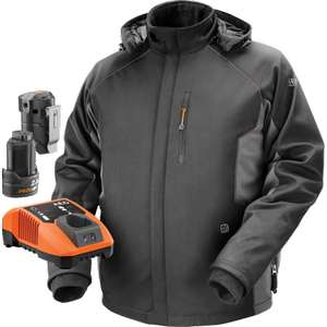AEG Heated Jacket And Hoodie with 2.0Ah Battery And Charger - Instore @ Homebase (Truro) - £69.85