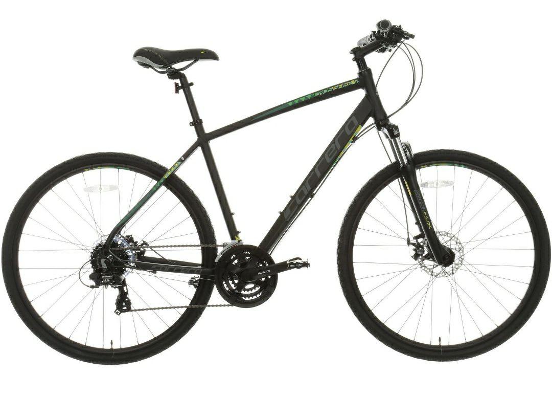 Carrera Crossfire 2 Mens Hybrid Bike - £231 @ Halfords
