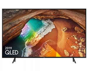 "Samsung QE55Q60RA 55"" QLED 4K Quantum HDR Smart TV Inc FREE soundbar - £949 @ Crampton and Moore"