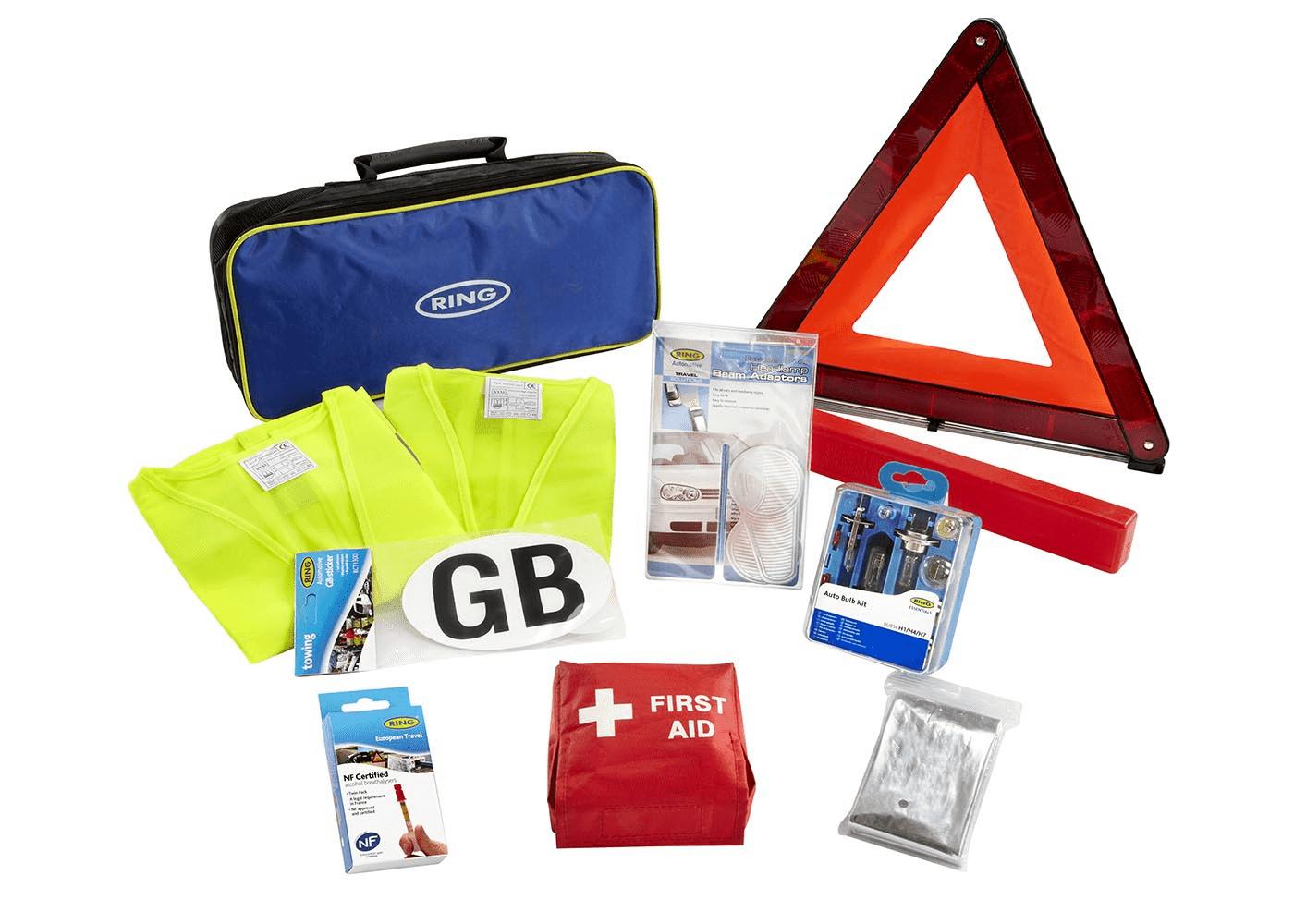 Ring European Travel Kit  - £15 Instore @ Tesco (Sandhurst)