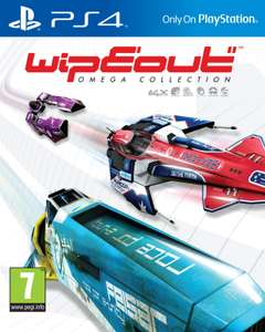 WipEout Omega Collection (PS4) £12.85 Delivered @ ShopTo