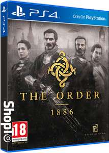 The Order 1886 (PS4) £7.85 Delivered @ Shopto