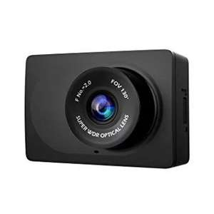 YI Compact 1080p Dash Cam / Wi-Fi / 130° WDR Lens / G-Sensor / Night Vision £23.75 Delivered Sold by Seeverything UK & FBA