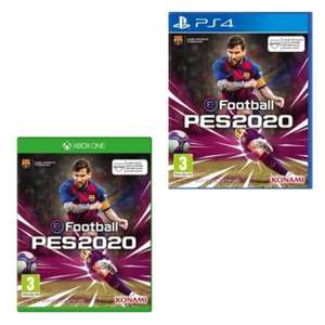 [Xbox One/PS4] eFootball PES 2020 (Preorder) £34.85 delivered @ Shopto