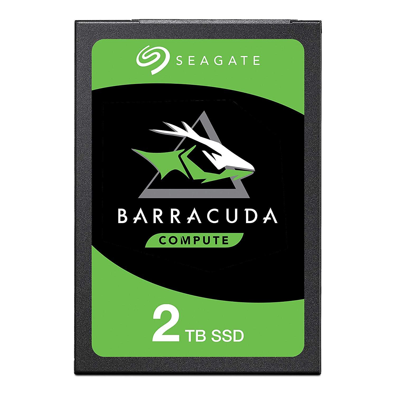 BarraCuda SSD 2TB SATA 6 Gb/s SSD  £109.99 @ Amazon