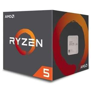 AMD Ryzen 5 2600 Processor with Wraith Stealth Cooler £112.97 at Laptops Direct