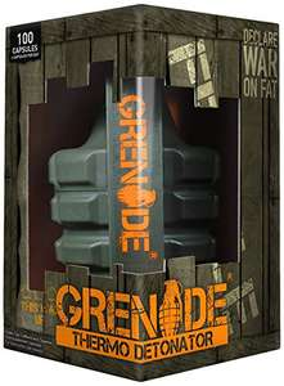 Grenade Thermo Detonator Weight Management Supplement, Tub of 100 Capsules - £21.19 @ Amazon