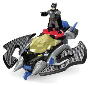 Fisher-Price Imaginext DC Super Friends Batwing now £7.99 + Free Click and Collect at Argos