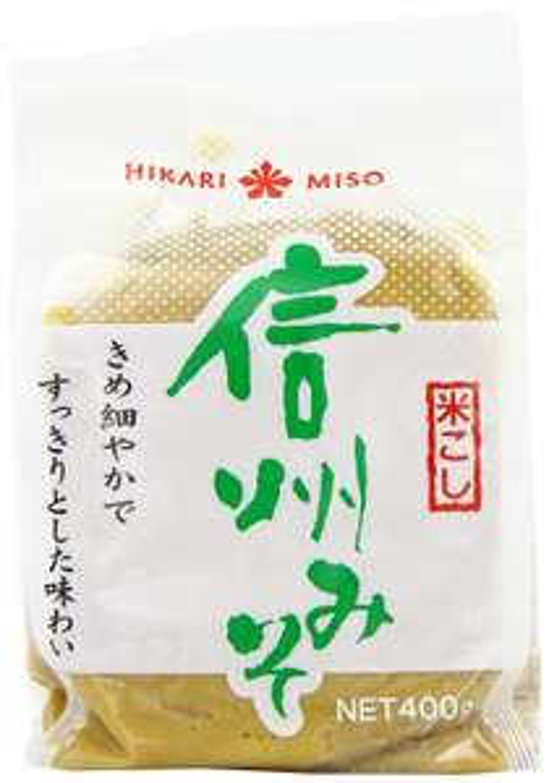 Hikari Medium Sweet White Miso Paste 400 g (Pack of 5) For £9.41 + £3.99 delivery Non Prime @ Amazon