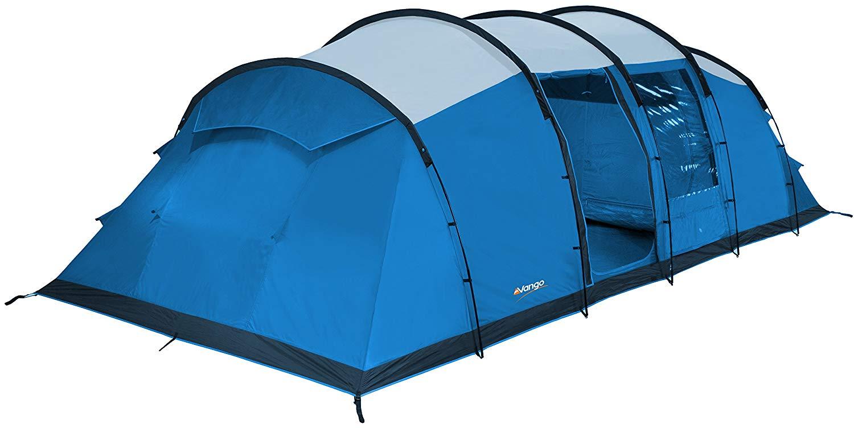 Vango Odyssey Deluxe Tent, Sky Blue, Size 800 - £269.95 @ Amazon