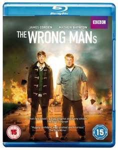 The Wrong Mans (Series 1) (Blu-ray) £3.96 w/ Prime (£6.95 w/o Prime) Sold by D & B ENTERTAINMENT and Fulfilled by Amazon