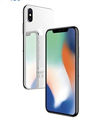 Apple iPhone X (256 GB) - Silver - £799 @ Amazon