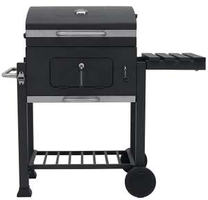 Tepro Toronto Click Model 2019 Barbecue Trolley Anthracite/Stainless Steel now £79.95 delivered at Amazon