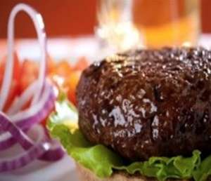 2 Bison Burgers (220g) - £1 @ Kezie Foods (£14.99 delivery up to £30 / free over £60)