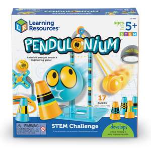 Learning Resources Pendulonium Stem Challenge Toy now £9.23 (Prime) + £4.49 (non Prime) at Amazon