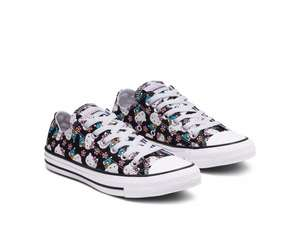 Converse x Hello Kitty Chuck Taylor All Star Canvas Low top trainer were £50 now £16.99 plus £5.50 p&p @ Converse