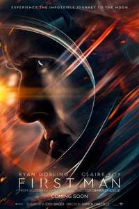 First Man HD Digital Download to own - £4.99 @ Amazon Video Prime or £5.99 without Prime