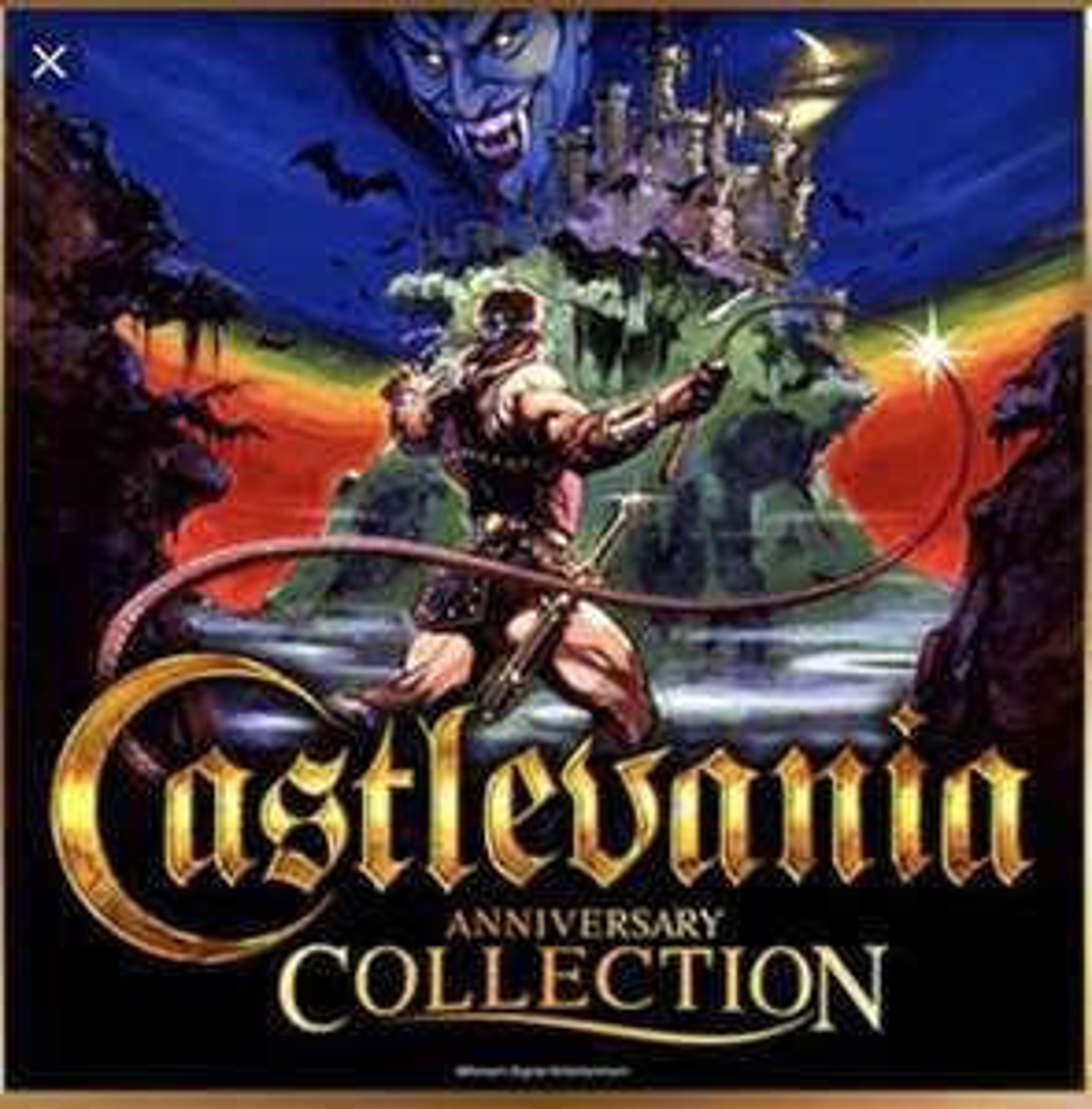 Castlevania Anniversary Collection (Nintendo Switch) - £11.19 @ Nintendo eshop uk