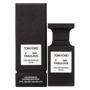 2x 50ml EDP Tom Ford ******* Fabulous - £133 each / 2 for £199.50 with buy one get one half price @ Superdrug