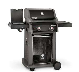 Weber E220 2 burner gas BBQ - £280 delivered @ B&Q (discount applied at checkout)
