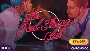 Chrono.gg Daily Sale - The Red Strings Club - £3.98