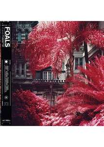 Foals - Everything Not Saved Will Be Lost Part 1 (CD) now £4.09 delivered at Base