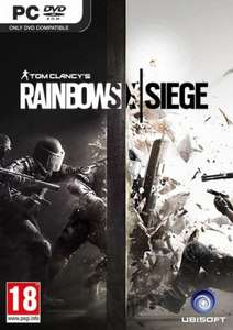 Tom Clancy's Rainbow Six Siege PC - £7.99 at CDKeys