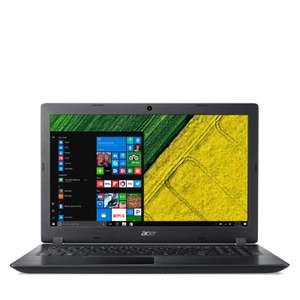 "Acer Aspire 3 15.6"" HD Laptop (AMD E2, 4GB RAM, 1TB HDD) £249.99 + £4.99 P&P available at QVC"