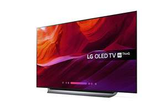 "Lg OLED77C8LLA LG OLED77C8LLA 77"" 4K Ultra HD HDR Smart OLED TV - £3,699 with 5 Year Warranty at PRC Direct"