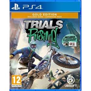 Trials Rising Gold Edition PS4 & Xbox One - £13.25 at The Game Collection